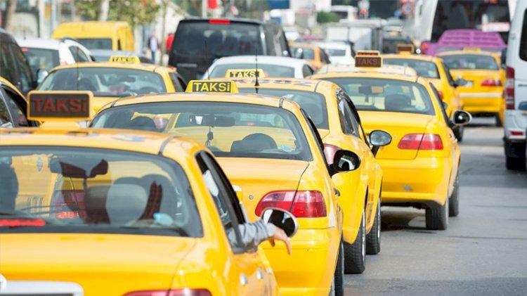Taksi şoförleri için yeni düzenleme