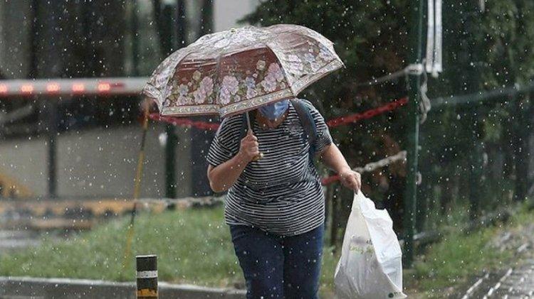 Tüm yurdu sağanak yağış bekliyor