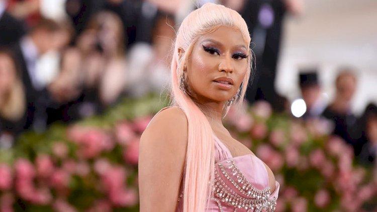 Nicki Minaj'ın 'aşı testislerini şişirdi' iddiasına yanıt!