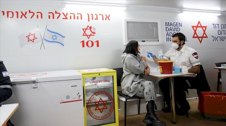 İsrail'de üçüncü doz aşı araştırması
