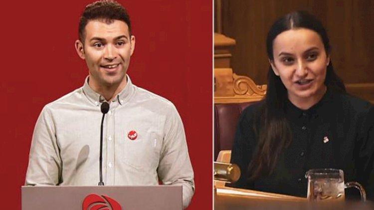 PKK'lı 2 isim Norveç Meclisi'ne girdi