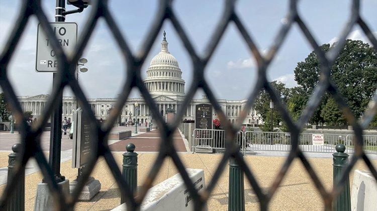 ABD'de kongre baskını paniği!