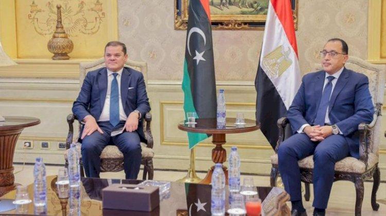 Mısırve Libya'dan iş birliği anlaşması