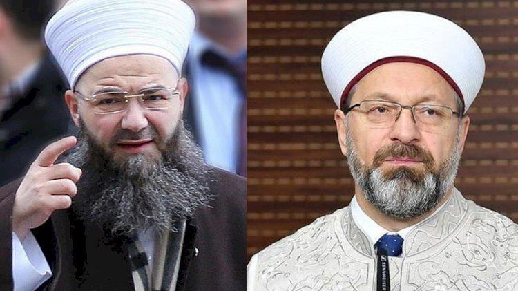Cübbeli'den Ali Erbaş'a tam destek: Şeriata uygun