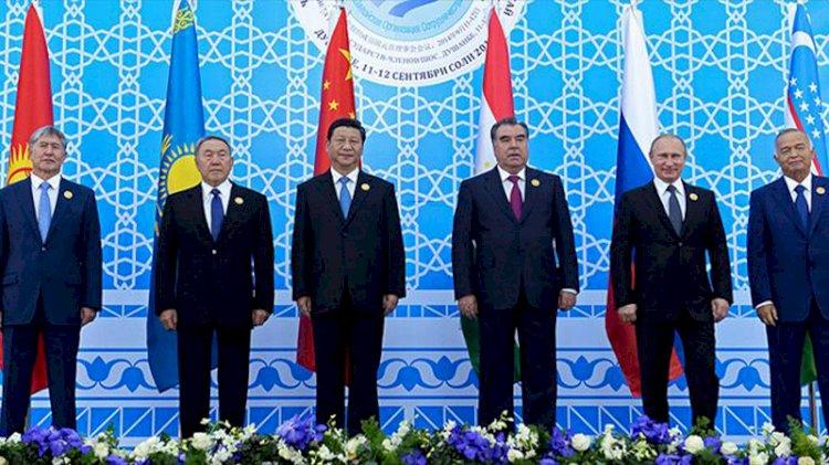 Şanghay İşbirliği Örgütü'ne İran da kabul edildi