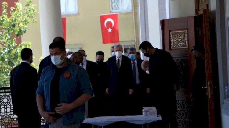 Erdoğan'ın ziyareti sırasında polislerin şarjörleri toplandı mı?