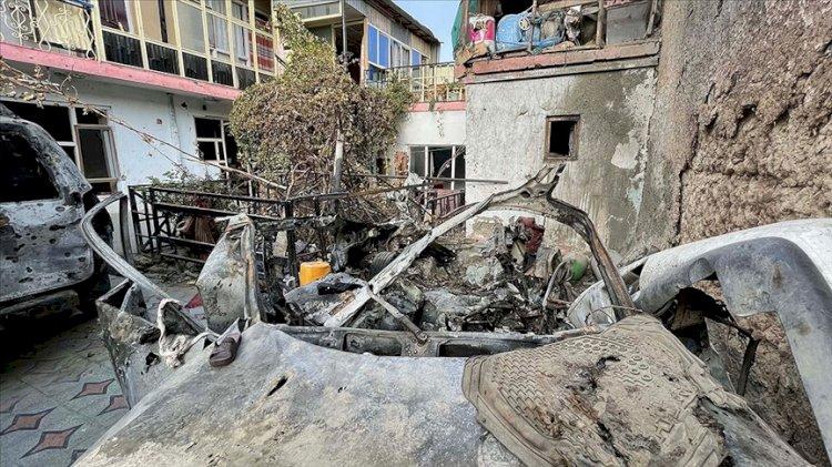 ABD, Kabil'de düzenlediği hava saldırısında sivil katliamını kabul etti