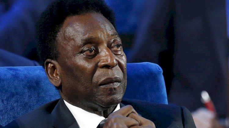 Yoğun bakıma alınan Pele'nin sağlık durumuyla ilgili açıklama