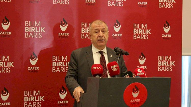 Ümit Özdağ'dan 'göçmen' açıklaması