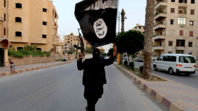 Çarşıda kuş sattığı ortaya çıkmıştı... IŞİD kadısı haber olduktan sonra gözaltına alındı