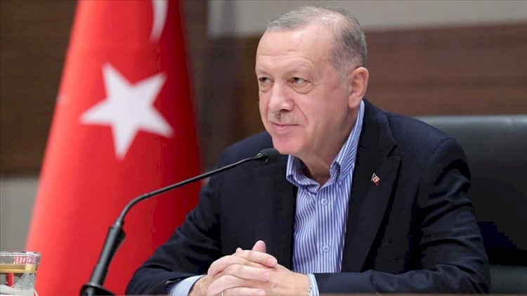 Erdoğan'dan 'ekonomi' değerlendirmesi: Benim vatandaşım gayet memnun