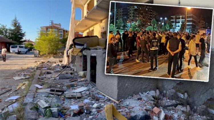 İçişleri Bakanlığı 'Altındağ' için harekete geçti! Binalar yıkılıyor...