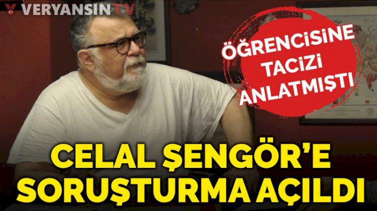 Prof. Celal Şengör'e soruşturma açıldı