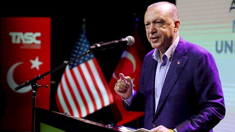 Erdoğan ABD'de… 'Benzer tutum ve çıkarlara sahibiz'