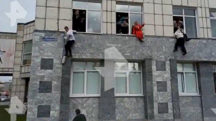 Rusya'da üniversiteye saldırı: Ölü ve yaralılar var