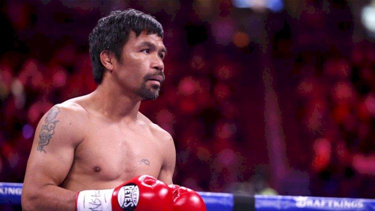 Efsane boksör devlet başkanlığına aday