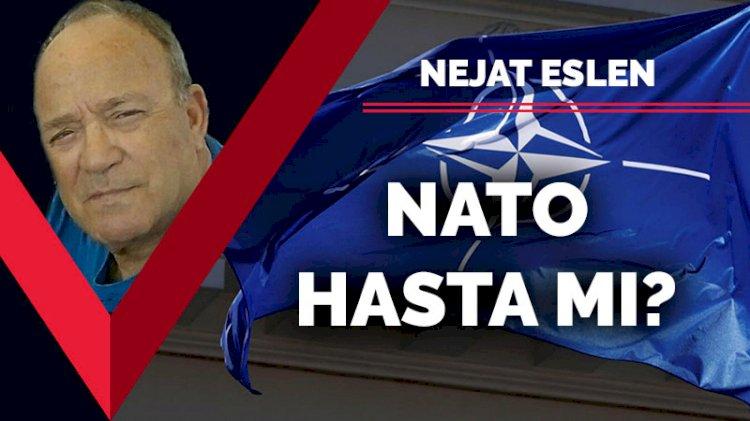 NATO hasta mı?