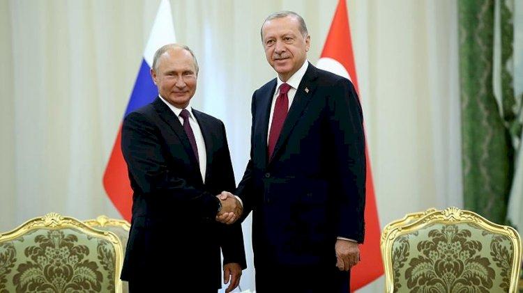 Erdoğan-Putin zirvesi böyle duyuruldu: En kapsamlı gündem