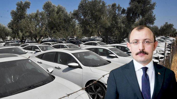 Türkiye'nin gündemindeki o araçlarla ilgili Bakan Muş'tan açıklama