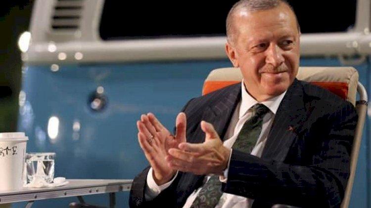 Erdoğan'dan 'yurt' paylaşımı: Gençlerle aramıza yalanların girmesine izin vermeyeceğiz