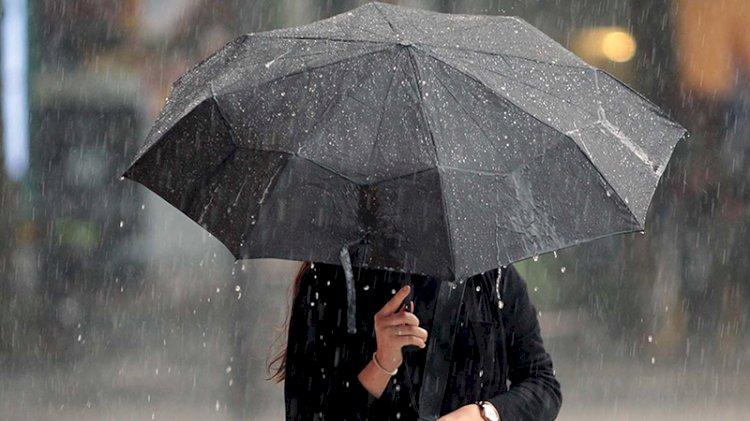Kuvvetli sağanak geliyor: Meteoroloji'den 11 ile uyarı