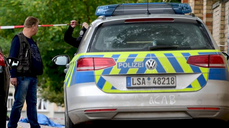 Alman polis, teröriste aşk mektupları göndermiş