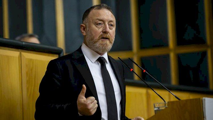 İmralı'yı adres gösteren HDP'li Sezai Temelli'den yeni açıklama