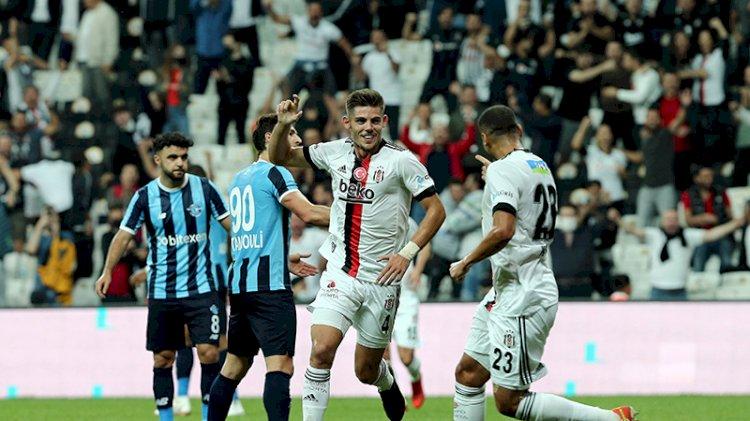 Beşiktaş son saniyede yıkıldı... Maç sonu ortalık karıştı