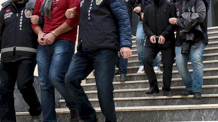İstanbul'da DHKP/C'ye operasyon: Çok sayıda gözaltı