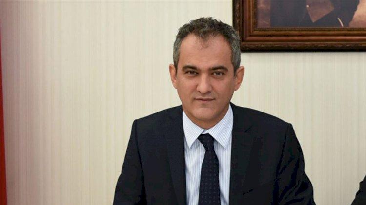 Milli Eğitim Bakanı Mahmut Özer'den yüz yüze eğitim sürecine ilişkin açıklama