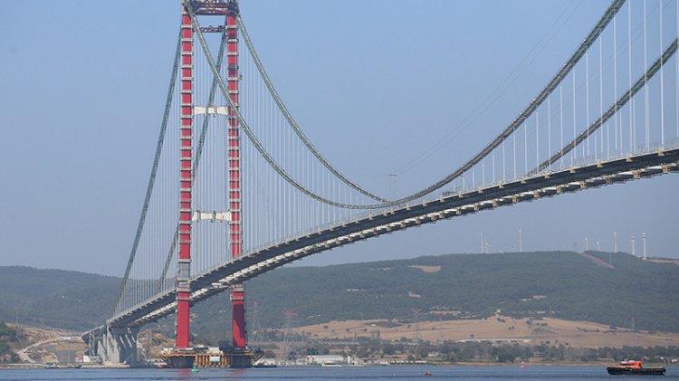 Çanakkale Köprüsü'nün geçiş ücretinin 15 euro olmasına tepki