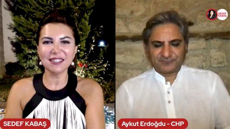 CHP Milletvekili Aykut Erdoğdu: Selahattin Demirtaş keşke cumhurbaşkanı seçilse