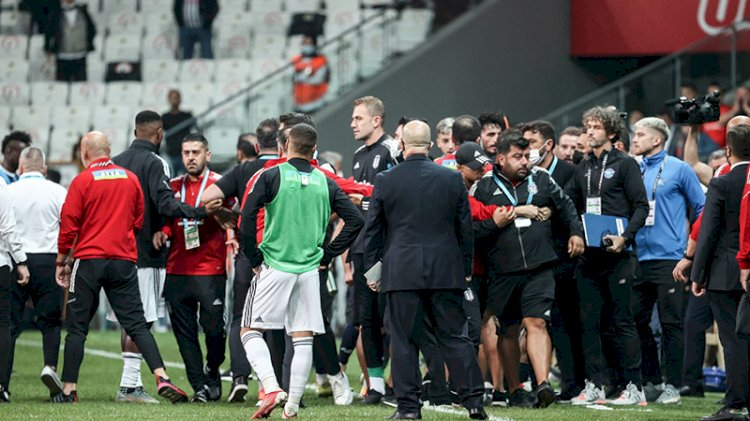Beşiktaş ve Adana Demirspor, PFDK'ya sevk edildi