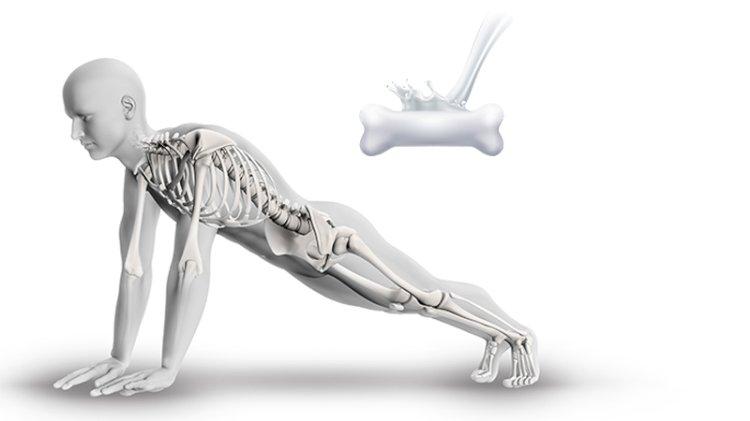 Kemik erimesine ne iyi gelir ?