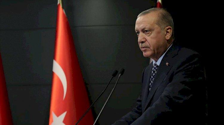 Erdoğan ABD ile ilişkileri değerlendirdi: Şu andaki gidiş pek hayra alamet değil
