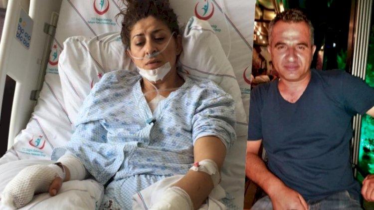 Eşini 16 yerinden bıçakladı: Savcı indirim talep etti...