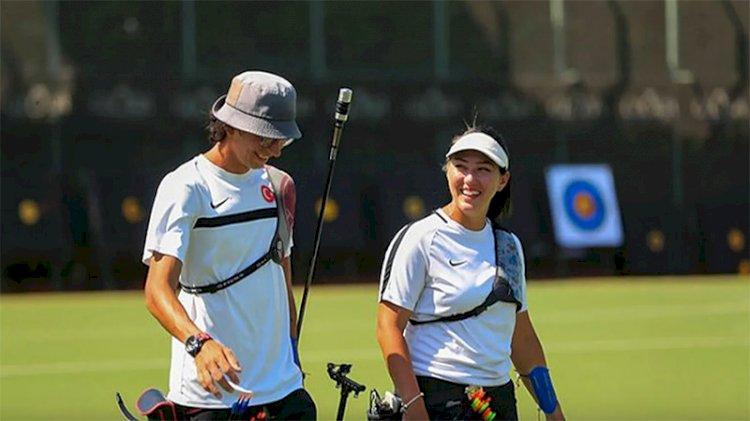 Mete Gazoz ve Ecem Açıkgöz bronz madalya kazandı!