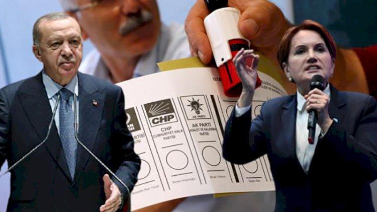 Akşener, partisinin ve AKP'nin anketlerdeki oy oranını kıyasladı