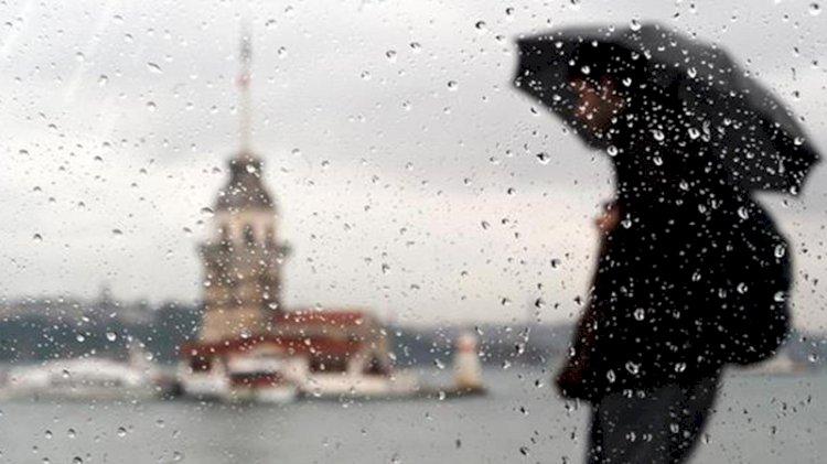 Meteoroloji'den uyarı: Yağış geliyor