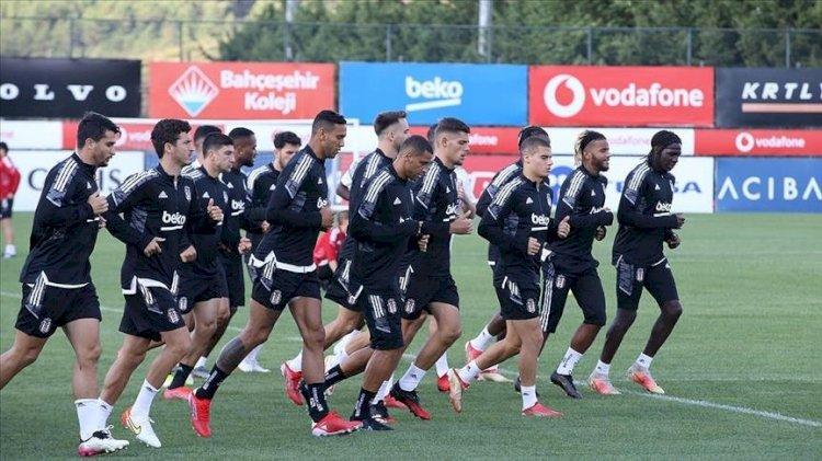 Beşiktaş'tan sakat oyuncularla ilgili açıklama