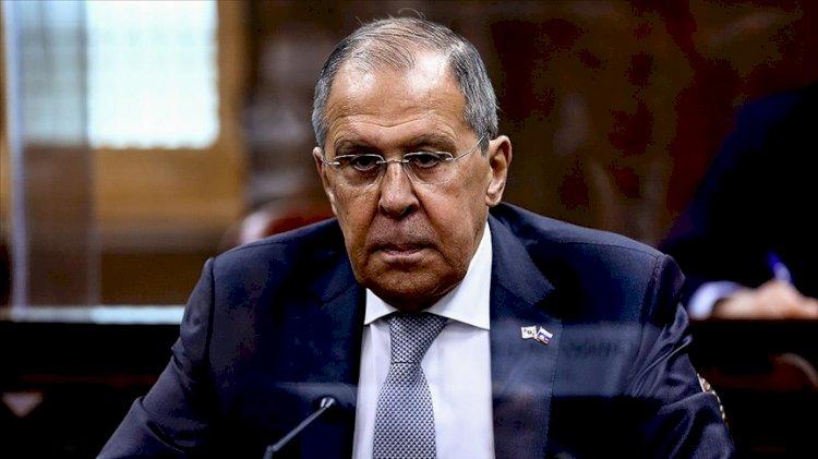 Lavrov'dan Türkiye'ye İdilb eleştirisi: Biraz yavaş ilerliyor