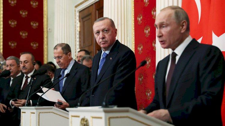 Rusya'dan Türkiye'ye 'İdlib' mesajı: Kabul edilemez ve tehlikeli