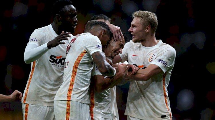 Galatasaray, Süper Lig'de 4 maç sonra kazandı