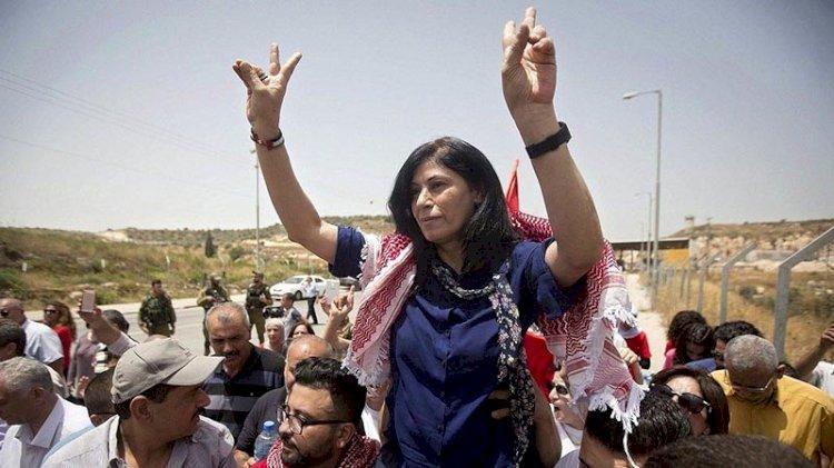 Filistin Halk Kurtuluş Cephesinin Batı Şeria'daki liderlerinden Cerrar serbest bırakıldı