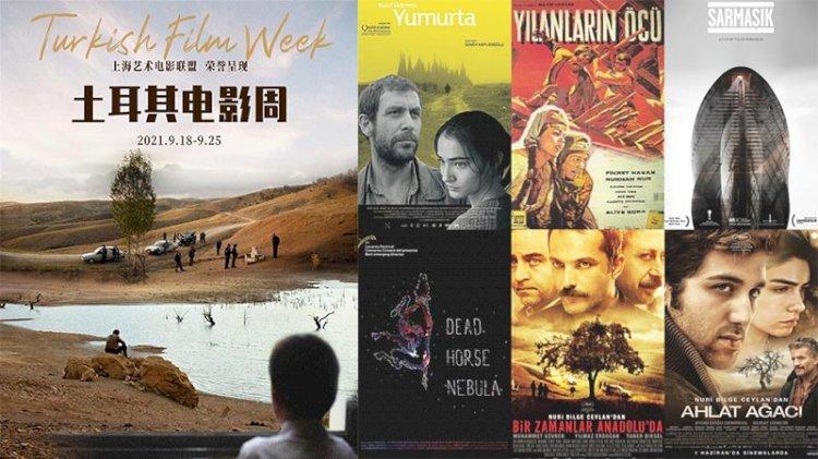 Çin'de 'Türk Film Haftası'