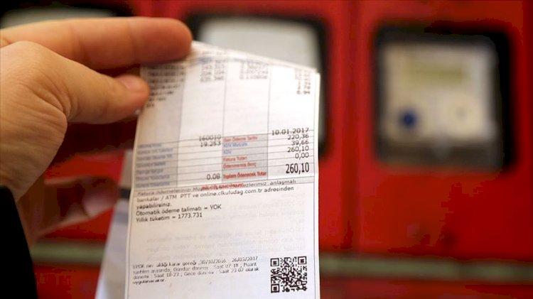 'Elektrik faturalarından TRT payı ve KDV kaldırılsın'