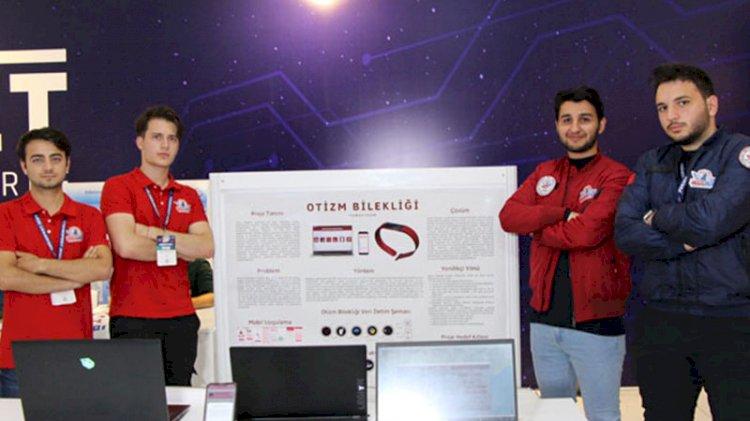Türk mühendislerden 'otizm bilekliği'