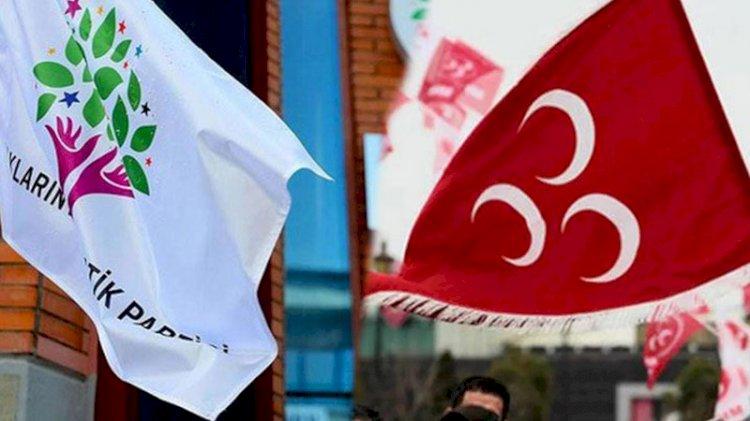 HDP'nin tutum belgesine MHP'den ilk yorum