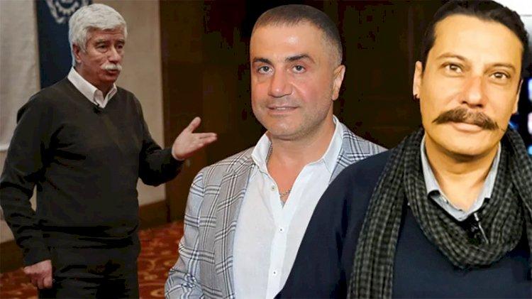 Faruk Bildirici'den Erk Acarer'e Sedat Peker eleştirisi! 'Gazetecilik değil'