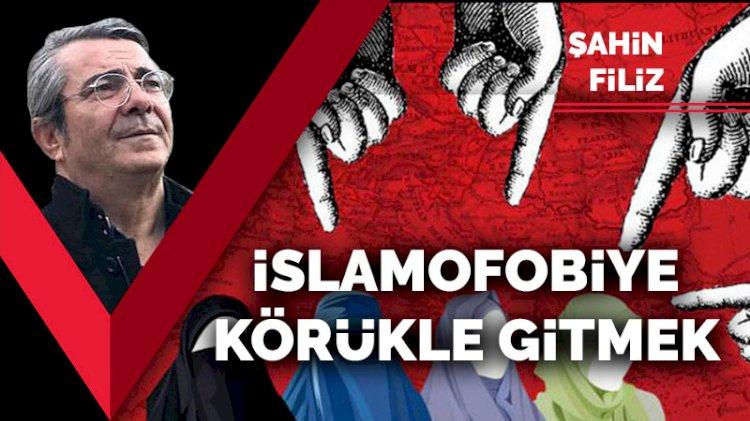 İslamofobiye körükle gitmek